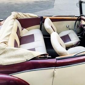 197 Ретро автомобиль Fiat Topolino - авто на свадьбу в Киеве - портфолио 4