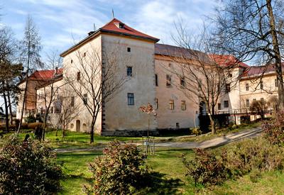 Ужгородский замок - фото 1