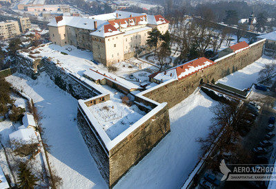 Ужгородский замок - портфолио 2
