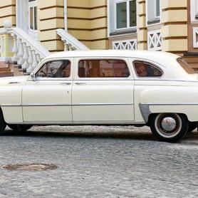 200 Ретро автомобиль ZIM GAZ-12 NEW - авто на свадьбу в Киеве - портфолио 2