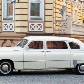200 Ретро автомобиль ZIM GAZ-12 NEW - авто на свадьбу в Киеве - портфолио 4