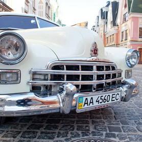 200 Ретро автомобиль ZIM GAZ-12 NEW - авто на свадьбу в Киеве - портфолио 5