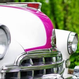 203 Ретро автомобиль ZIM GAZ-12 cabrio - авто на свадьбу в Киеве - портфолио 5