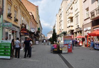 Улица Корзо - место для фотосессии в Ужгороде - портфолио 4