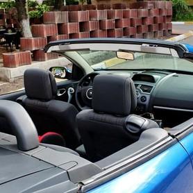 227 Кабриолет Renault Megane синий - авто на свадьбу в Киеве - портфолио 4
