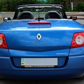 227 Кабриолет Renault Megane синий - авто на свадьбу в Киеве - портфолио 5