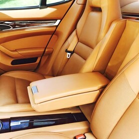 160 Porsche Panamera белая аренда - авто на свадьбу в Киеве - портфолио 4