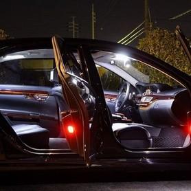 090 Mercedes W221 S65L AMG черный - авто на свадьбу в Киеве - портфолио 4