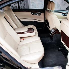 092 Vip-авто Mercedes W221 S500L black - авто на свадьбу в Киеве - портфолио 2