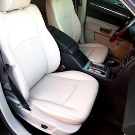 136 Chrysler 300C черный аренда - авто на свадьбу в Киеве - портфолио 5