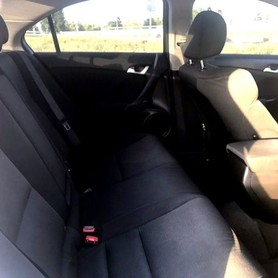 146 Honda Accord белая - авто на свадьбу в Киеве - портфолио 4