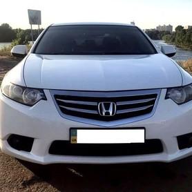 146 Honda Accord белая - авто на свадьбу в Киеве - портфолио 2