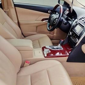 152 Toyota Camry V50 белая - авто на свадьбу в Киеве - портфолио 6