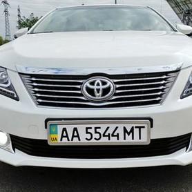 152 Toyota Camry V50 белая - авто на свадьбу в Киеве - портфолио 3