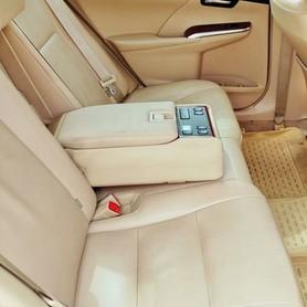152 Toyota Camry V50 белая - авто на свадьбу в Киеве - портфолио 4