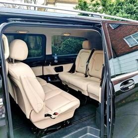 273 Микроавтобус Mercedes V класс 2017 - авто на свадьбу в Киеве - портфолио 4