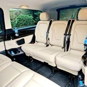 273 Микроавтобус Mercedes V класс 2017 - авто на свадьбу в Киеве - портфолио 2