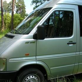 297 Микроавтобус Volksvagen LT28 - авто на свадьбу в Киеве - портфолио 5