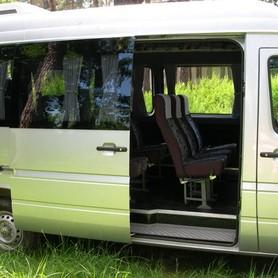 297 Микроавтобус Volksvagen LT28 - авто на свадьбу в Киеве - портфолио 4
