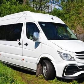 305 Микроавтобус Mercedes Sprinter VIP - авто на свадьбу в Киеве - портфолио 1