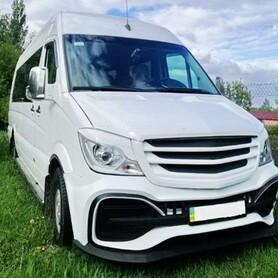 305 Микроавтобус Mercedes Sprinter VIP - авто на свадьбу в Киеве - портфолио 2