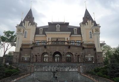 Кукольный театр в Крещатом (Купеческом)  парке - портфолио 6