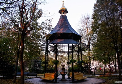 Кукольный театр в Крещатом (Купеческом)  парке - портфолио 2