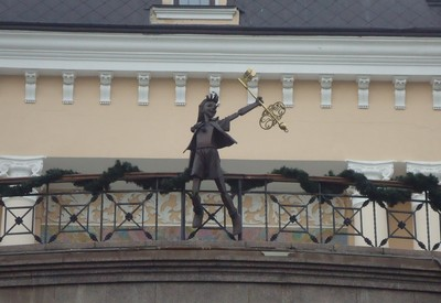 Кукольный театр в Крещатом (Купеческом)  парке - портфолио 5