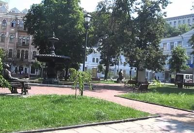 Площадь Ивана Франко - портфолио 5
