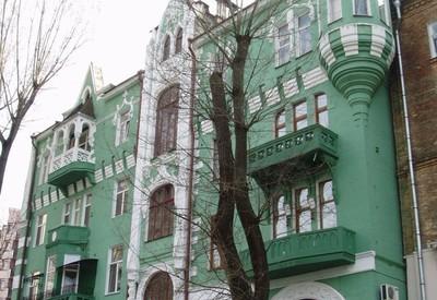 Дом Ягимовского (Дом с котами) - место для фотосессии в Киеве - портфолио 5