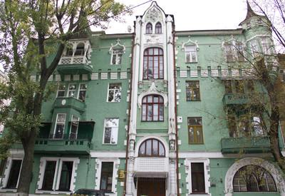Дом Ягимовского (Дом с котами) - фото 1