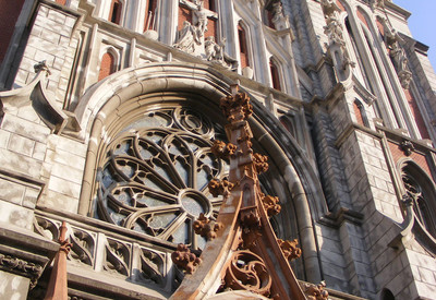 Николаевский костел (храм Святого Николая) - фото 1