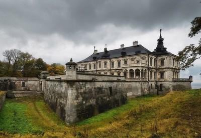 Замки: Подгорцы - фото 2