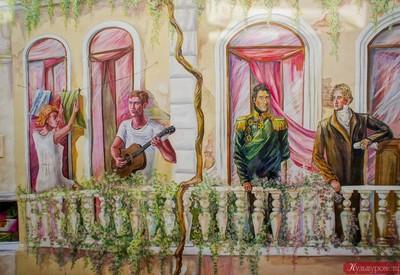 Стена выдающихся одесских персонажей - фото 3