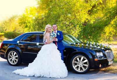 Виталий Chrysler 300C - фото 1
