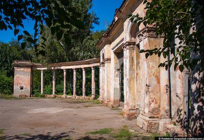 Рудановский парк - место для фотосессии в Кривом Роге - портфолио 5