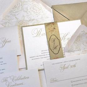Пригласительные - пригласительные на свадьбу в Борисполе - портфолио 5