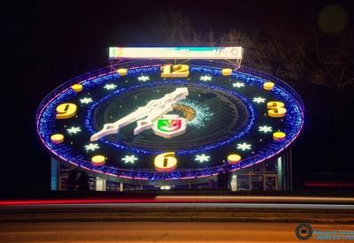 Цветочные часы - фото 2