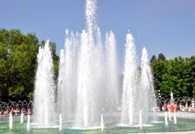 Светомузыкальный фонтан - фото 3