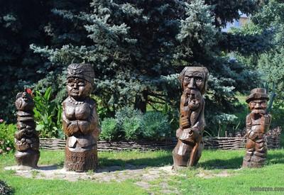 Курортный парк - фото 1