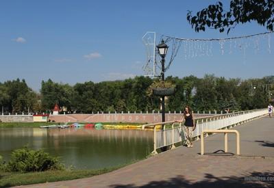 Курортный парк - место для фотосессии в Полтаве - портфолио 6