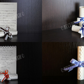 Весільні Дрібнички - пригласительные на свадьбу в Ровно - портфолио 4