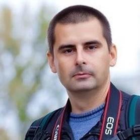 Видеограф Александр Манохин