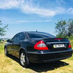 Mercedes E211 - авто на свадьбу в Днепре - портфолио 5