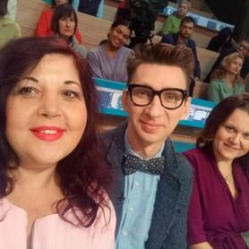 Svitlana Kutcak - ведущий в Киеве - портфолио 5
