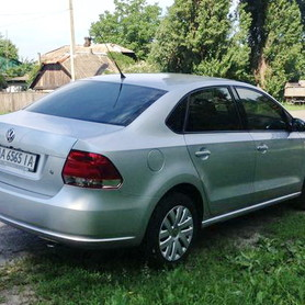 184 Volkswagen Polo седан - авто на свадьбу в Киеве - портфолио 4
