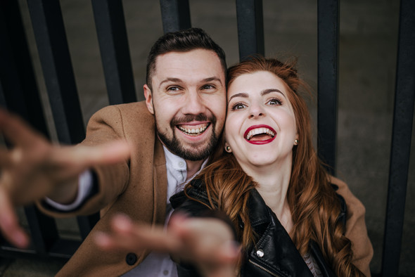 Марго и Саша - фото №49