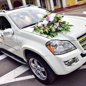 Mercedes GL550 - авто на свадьбу в Виннице - портфолио 3