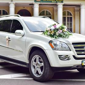 Mercedes GL550 - авто на свадьбу в Виннице - портфолио 2