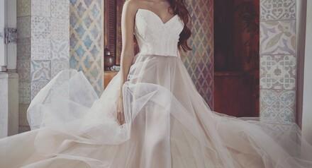 WOW! Совместная акция с дизайнером свадебных  и вечерних платьев SIDO